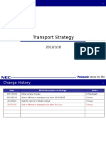 SGST Transport Strategy Ver1.41