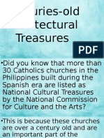 Centuries-old Architectural Treasures