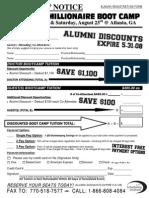 alumni registration form rmbc 2