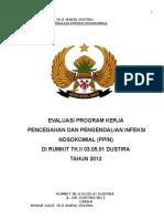 Evaluasi Program Kerja Ppin 2012 Oke