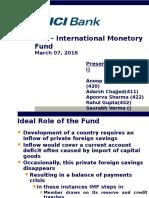 IMF Full Final Ppt