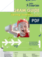 TLC Summer 2010 Brochure