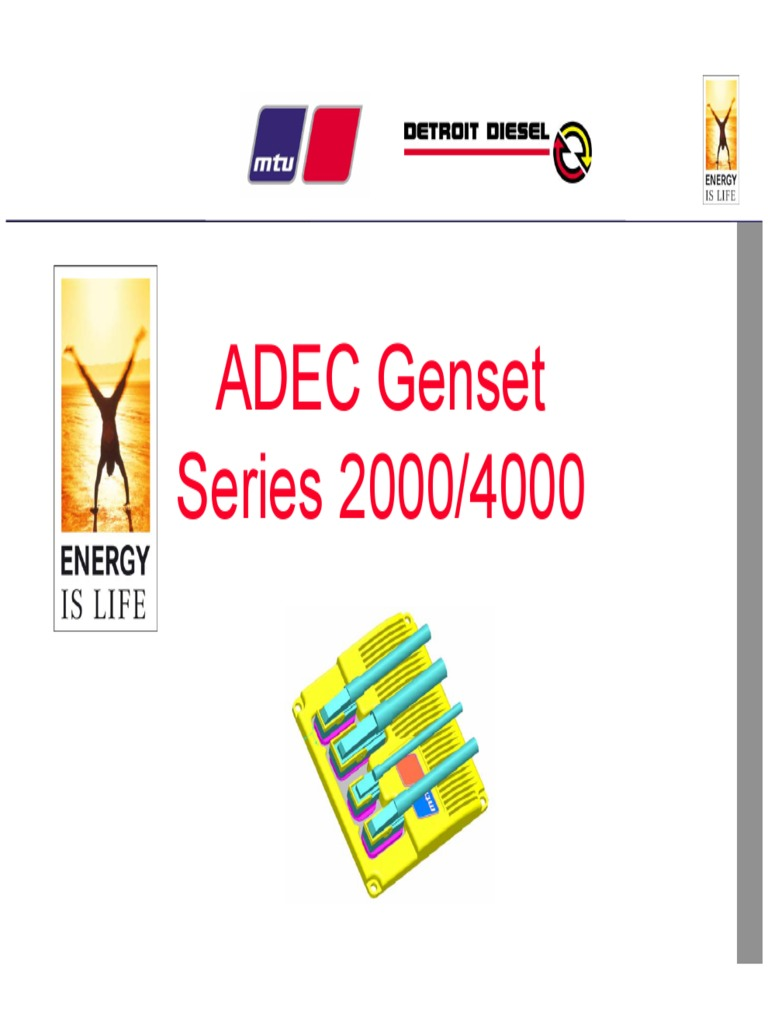 adec genset functions and parameter electrical connector power rh fr scribd com Electrical Manuals SV 185 Electrical Manuals SV 185 Case