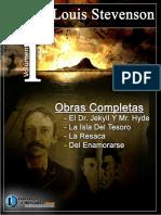 Ebook - Obras Robert Louis Stevenson - Vol 1