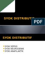 Syok distributif