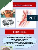 Fistula Enterocutanea 2