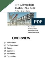 Shunt Capacitor Bank Fundamentals and Protection(Presentatio