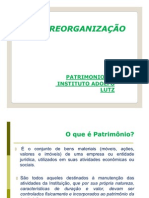 CONTROLE DE BENS PATRIMONIAIS SÃO PAULO