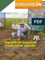 AGROTECNOLOGIA - AÑO 6 - NUMERO 58 - ANO 2016 - PARAGUAY - PORTALGUARANI