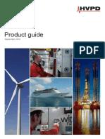 1. HVPD - Product Guide September 2013