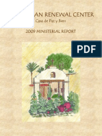 2009 FRC Ministerial Report