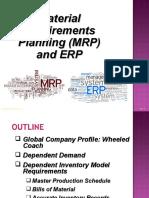 MRP and ERPzxc