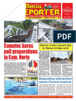 Bikol Reporter March 6 - 12, 2016 Issue