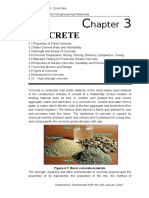 Chapter 3 Concrete
