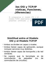 Modelos Osi y Tcp-ip