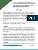 disease treatments paper