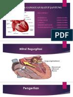 Disritmia Pada Gangguan Katup Jantung