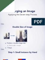 Enlarging an Image