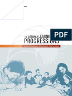 The Literacy Learning Progressions