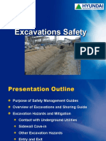 Excavation Safety