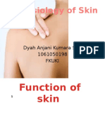 Physiology of Skin