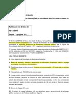 Bauru - Sensores e Instrumentação - Inscrições 04.Jan.16 Até 18.Jan.16