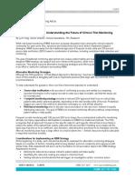 TKL Risk-based Monitoring Article