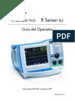 ZOLL Serie R Desfibrilador y Monitor Cardiaco