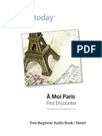 À Moi Paris - First Encounter [French Today]