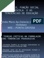 Curriculo Funcao Social Da Escola