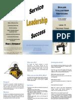 Boiler Volunteer Network Brochure