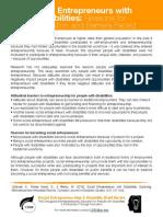 motivational and attitudinal factors