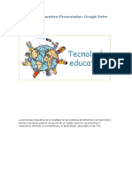 Tecnología Educativa 1