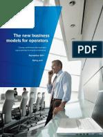 New Business Models Operators