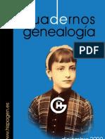 Hispagen Cuadernos Genealogia 006f2010