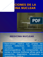 Diagnóstico Por Imagen - Medicina Nuclear