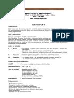 Boletin Tecnico Duramad Je-3 (1)