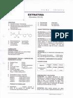 f.tecnica Extratina