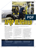 APQP Revisited