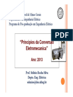 Principios de conversão eletromecanica