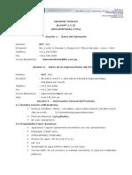 BLOOM 2.5 EC - Ficha Técnica