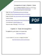 Capítulo 14 - Ondas Electromagnéticas - Solucionario de Electromagnétismo - Joseph a. Edminister - Schaum