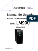 Logmaster Manual Usuario Serie LM 900 9760