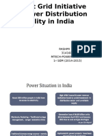 Ppt on Smart Grid