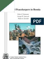 Armed Peacekeepers in Bosnia