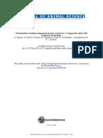 Cartilage Fermentation