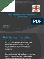 exposicion farmacologia quimioterapia antibioticos