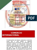 Diapositivas Comercio
