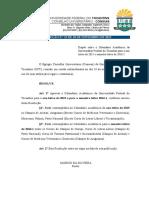 15-2015 - Calendário Acadêmico UFT Pós-Greve 2015