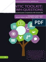 Semantic Toolkit Tackle WH Questions Free